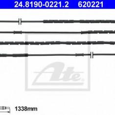 Senzor de avertizare, uzura placute de frana BMW 3 limuzina 318 i - ATE 24.8190-0221.2 - Senzor placute