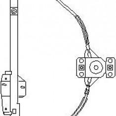 Mecanism actionare geam VW PASSAT 1.6 - TOPRAN 103 593 - Macara geam