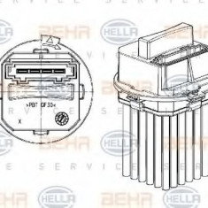 Reglaj, suflanta de interior CITROËN C5 III limuzina 1.6 VTi 120 - HELLA 5DS 351 320-011 - Motor Ventilator Incalzire