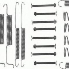 Set accesorii, sabot de frana AUDI 50 1.1 - FERODO FBA16