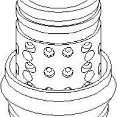 Suport motor SEAT CORDOBA 1.9 TDI - TOPRAN 103 021 - Suporti moto auto