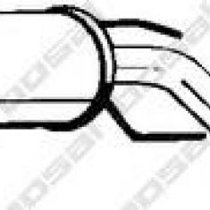 Toba esapamet intermediara OPEL VECTRA B 2.0 DI 16V - BOSAL 286-151 - Toba finala auto
