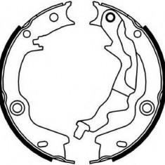 Set saboti frana, frana de mana KIA RIO II 1.4 16V - FERODO FSB4046 - Saboti Frana de Mana
