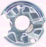 Protectie stropire,disc frana MERCEDES-BENZ 190 limuzina E 1.8 - KLOKKERHOLM 3526878