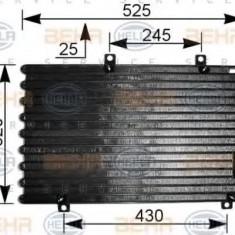 Condensator, climatizare ALFA ROMEO 155 1.8 T.S. - HELLA 8FC 351 036-741 - Radiator aer conditionat