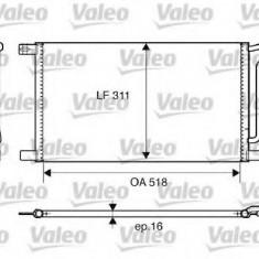 Condensator, climatizare BMW X3 xDrive 30 d - VALEO 817405 - Radiator aer conditionat