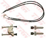 Cablu, frana de parcare OPEL ZAFIRA A 2.2 DTI 16V - TRW GCH2514