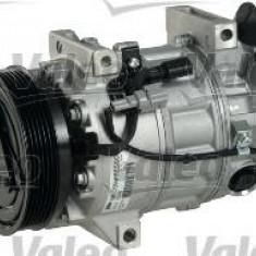 Compresor, climatizare RENAULT LAGUNA III 1.5 dCi - VALEO 813147 - Compresoare aer conditionat auto
