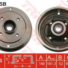 Tambur frana RENAULT SUPER 5 1.1 - TRW DB4245B - Saboti frana auto