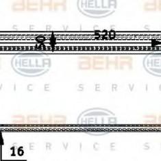 Radiator racire ulei, sistem directie BMW 5 limuzina 530 d - HELLA 8MO 376 726-331 - Pompa servodirectie