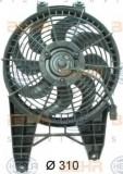 Ventilator,aer conditionat HYUNDAI GALLOPER II 2.5 TD - HELLA 8EW 351 034-731
