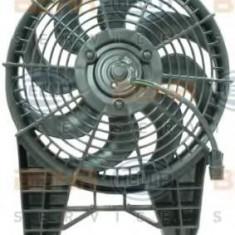 Ventilator, aer conditionat HYUNDAI GALLOPER II 2.5 TD - HELLA 8EW 351 034-731 - Radiator aer conditionat