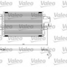 Condensator, climatizare SUBARU LIBERTY III 2.5 - VALEO 817244 - Radiator aer conditionat