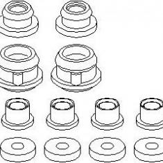 Set reparatie, levier cutie de viteze VW CARIBE I 1.1 - TOPRAN 102 649