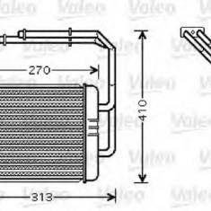 Schimbator caldura, incalzire habitaclu IVECO DAILY III platou / sasiu 29 L 9 - VALEO 812341 - Sistem Incalzire Auto