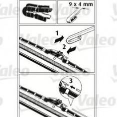 Stergatoare parbriz MERCEDES-BENZ VIANO 3, 0 - SWF 116365 - Stergatoare auto Valeo