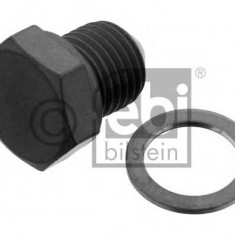 Surub de golire, baia de ulei SEAT IBIZA V 1.2 - FEBI BILSTEIN 12281 - Surub Golire Ulei Motor