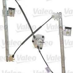 Mecanism actionare geam SEAT TOLEDO Mk II 1.6 - VALEO 850598 - Macara geam