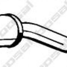 Toba esapamet intermediara OPEL MERIVA 1.4 16V Twinport - BOSAL 285-957 - Toba finala auto