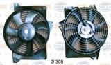 Ventilator,aer conditionat HYUNDAI LAVITA 1.5 CRDi - HELLA 8EW 351 034-591