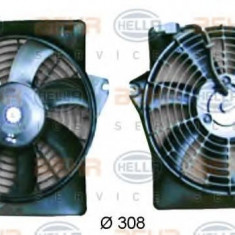 Ventilator, aer conditionat HYUNDAI LAVITA 1.5 CRDi - HELLA 8EW 351 034-591 - Radiator aer conditionat