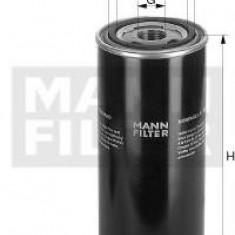 Filtru hidraulic, cutie de viteze automata FENDT Farmer 206 F, 206 V - MANN-FILTER WD 950/4