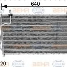 Condensator, climatizare NISSAN MISTRAL II 2.7 TD 4WD - HELLA 8FC 351 036-431 - Radiator aer conditionat