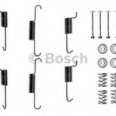 Set accesorii, sabot de frana HYUNDAI SANTA FÉ I 2.7 4x4 - BOSCH 1 987 475 297