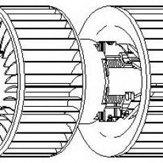 Electromotor, ventilatie interioara BMW 3 limuzina 316 i - TOPRAN 501 333 - Motor Ventilator Incalzire