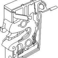 Incuietoare usa VW CARIBE I 1.1 - TOPRAN 103 432 - Incuietoare interior - exterior