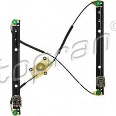 Mecanism actionare geam AUDI Q7 3.0 TDI - TOPRAN 114 439 - Macara geam