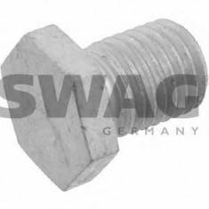 Surub de golire, baia de ulei BMW 3 Touring 324 td - SWAG 20 92 7531 - Surub Golire Ulei Motor
