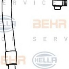Conducta joasa presiune, aer conditionat FORD FOCUS C-MAX 1.6 TDCi - HELLA 9GS 351 337-481 - Furtunuri aer conditionat auto