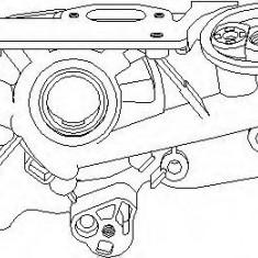Pompa ulei OPEL ASTRA F hatchback 1.7 D - TOPRAN 206 863