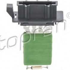 Rezistor, ventilator habitaclu VW LT Mk II caroserie 2.5 TDI - TOPRAN 401 830 - Motor Ventilator Incalzire