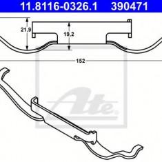 Arc, etrier frana VW SHARAN 1.9 TDI - ATE 11.8116-0326.1 - Arc - Piston - Garnitura Etrier