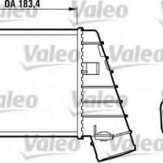 Intercooler, compresor AUDI A3 S3 quattro - VALEO 817488 - Intercooler turbo