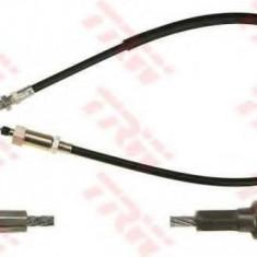 Cablu, frana de parcare PEUGEOT BOXER bus 2.5 TD - TRW GCH2536