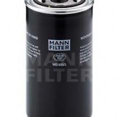 Filtru hidraulic, cutie de viteze automata - MANN-FILTER WD 950/3