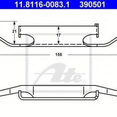 Arc, etrier frana BMW 5 limuzina 520 i - ATE 11.8116-0083.1 - Arc - Piston - Garnitura Etrier