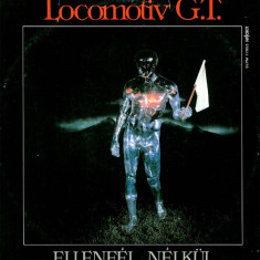 Locomotiv GT – Ellenfél Nélkül (LP) - Muzica Rock Altele, VINIL