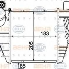 Intercooler, compresor AUDI A3 1.8 T - HELLA 8ML 376 776-051 - Intercooler turbo