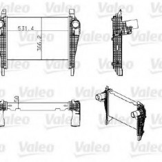 Intercooler, compresor IVECO EuroCargo 100 E 18 K - VALEO 818778 - Intercooler turbo