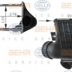 Intercooler, compresor SEAT TOLEDO  1.9 TDI - HELLA 8ML 376 724-451 - Intercooler turbo