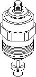 Opritor,injectie AUDI A3 1.9 TDI - TOPRAN 107 537