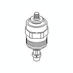 Opritor, injectie AUDI A3 1.9 TDI - TOPRAN 107 537