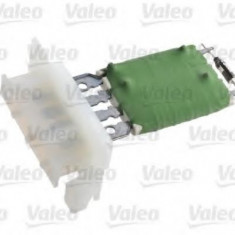 Element de control, aer conditionat PEUGEOT 207 1.4 - VALEO 509913