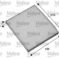 Filtru, aer habitaclu MAZDA ATENZA hatchback 1.8 - VALEO 698870 - Filtru polen