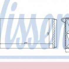 Schimbator caldura, incalzire habitaclu FIAT PALIO 1.2 - NISSENS 71454 - Sistem Incalzire Auto