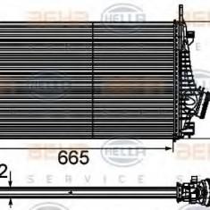 Intercooler, compresor OPEL INSIGNIA 2.0 E85 Turbo - HELLA 8ML 376 746-481 - Intercooler turbo